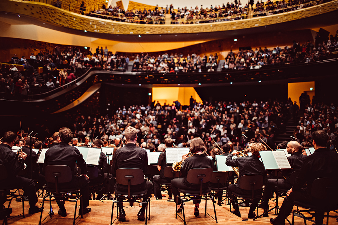 Les Dissonances concert Philharmonie Paris