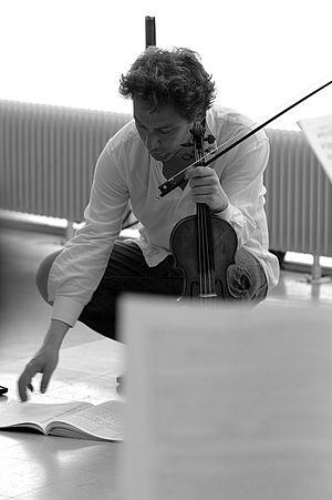 David Grimal, directeur artistique - Les Dissonances